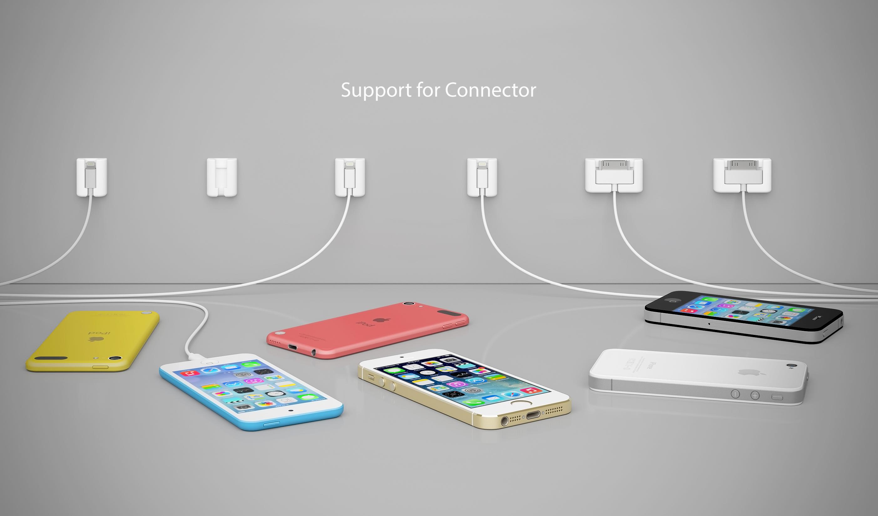 Accesorio ideal para tu iPhone, iPad o iPod